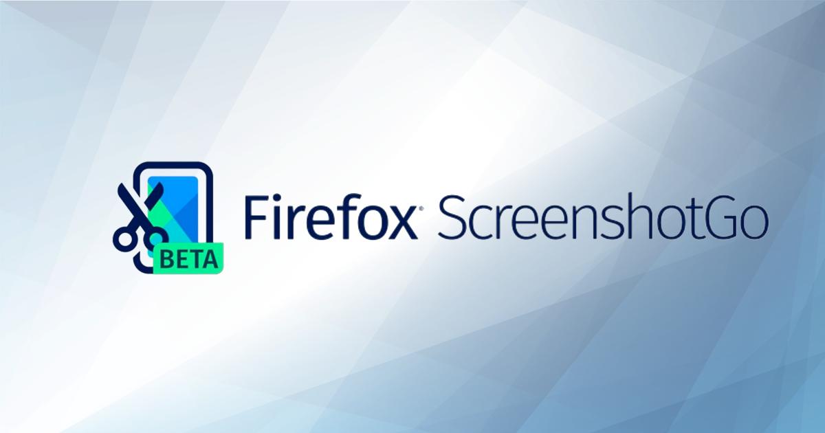 Resultado de imagen de Firefox ScreenshotGo