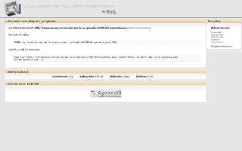 nGroup Upload-Service