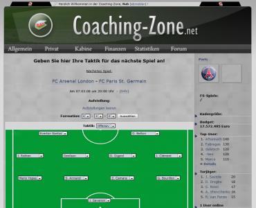 Coaching-Zone