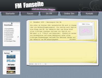 FM Fanseite