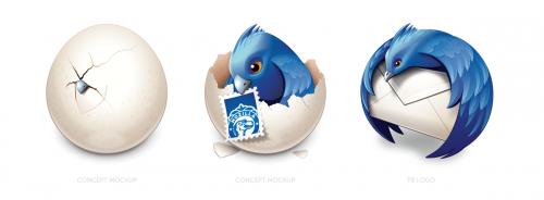 Thunderbird Logos
