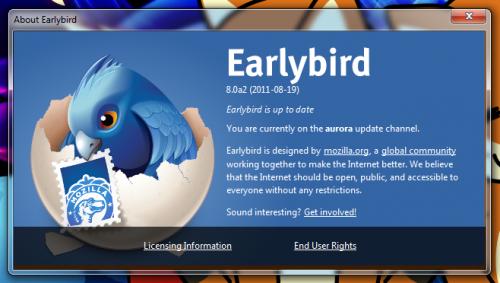 Earlybird Branding