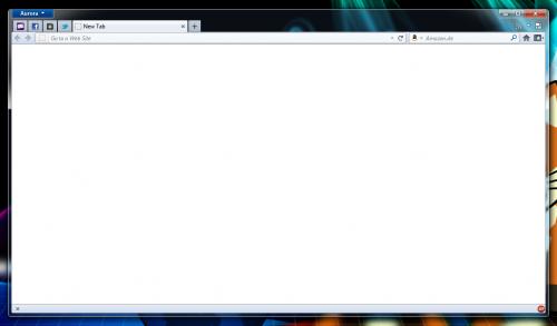 Firefox 6 UI