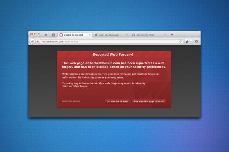 error-phishing-update