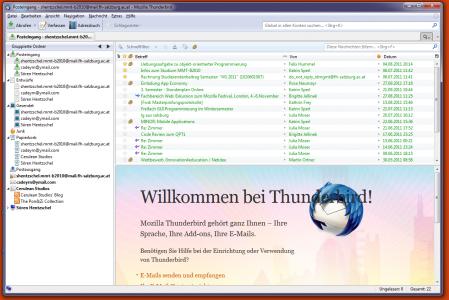 Thunderbird 3.1