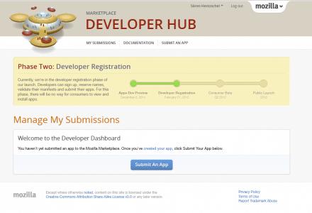 Marketplace Developer