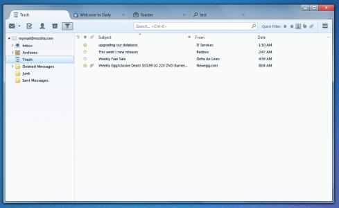 Thunderbird Australis Windows