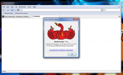 Firebird 0.6.1