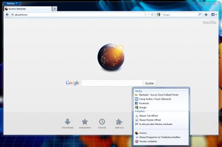 Windows Jumplist
