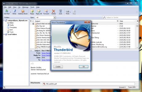 Thunderbird 1.5