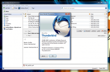 Thunderbird 3.0