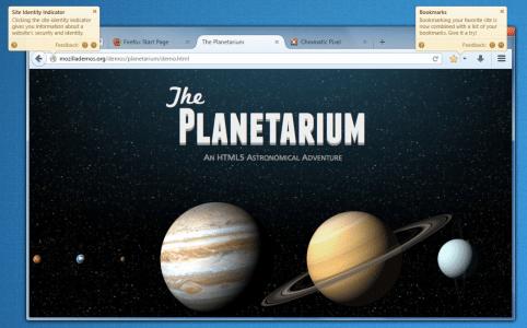 Firefox Feedback UI