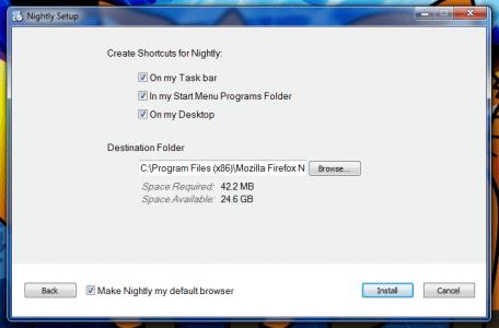Firefox Stub-Installer