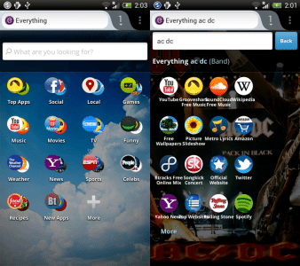 everything.me Android