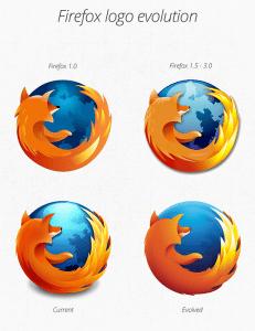 Neues Firefox Logo