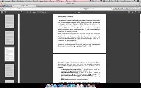 Firefox 19 PDF-Betrachter