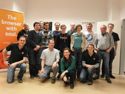 Mozilla DE 2013 Gruppenfoto