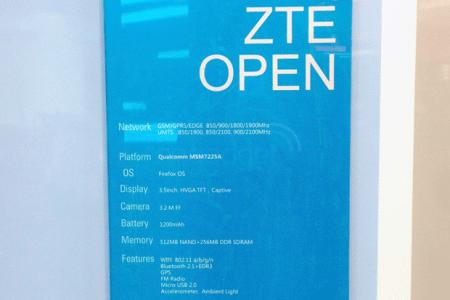 ZTE Open Datasheet