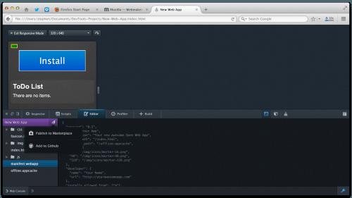 DevTools-BuildTab-04-WebApp-Share