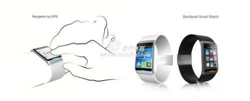 Shanda Bambook Smart Watch