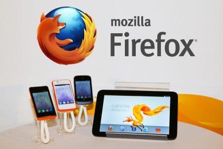 Firefox OS Tablet & Smartphones
