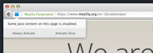 Firefox neues Click-to-Play-Design