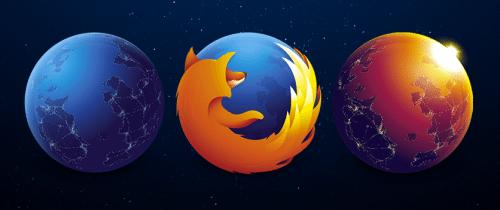 Firefox Logo Nightly & Aurora