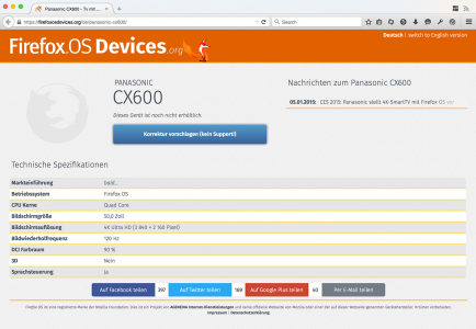 firefoxosdevices.org 2.0