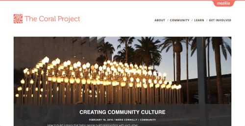 Coral-Projekt