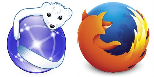 Iceweasel & Firefox