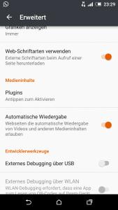 Firefox 48 für Android
