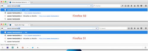 Firefox 51 HiDPI-Favicons