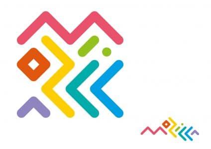 Mozilla Logo-Entwurf: The Connector