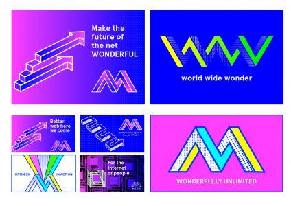 Mozilla Logo-Entwurf: The Impossible M