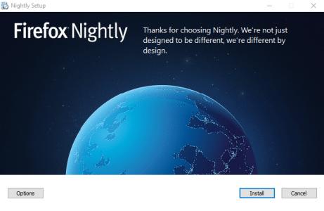 Stub Installer Firefox 53