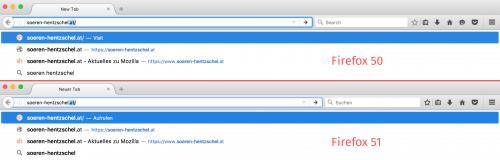 HiDPI-Favicons Firefox 51