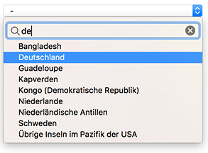 -Suchfeld Firefox 53