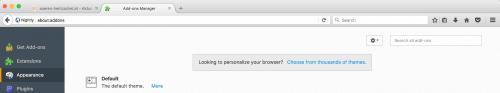 Themes Firefox 53