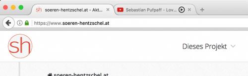 Tab Audio-Freigabe Firefox 52