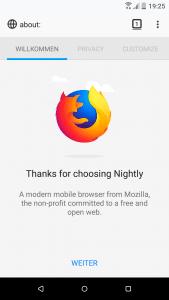 Firefox Logo 2017
