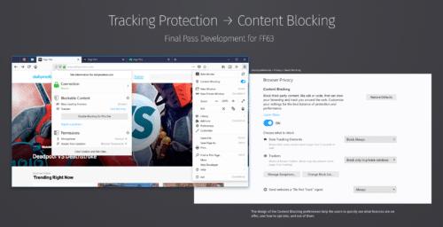 Content-Blocker Firefox 63