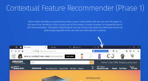 Contextual Feature Recommender