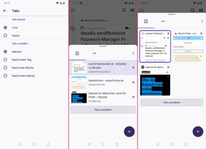 Firefox 84 für Android