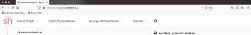 Lesezeichen-Verbesserungen in Firefox 85