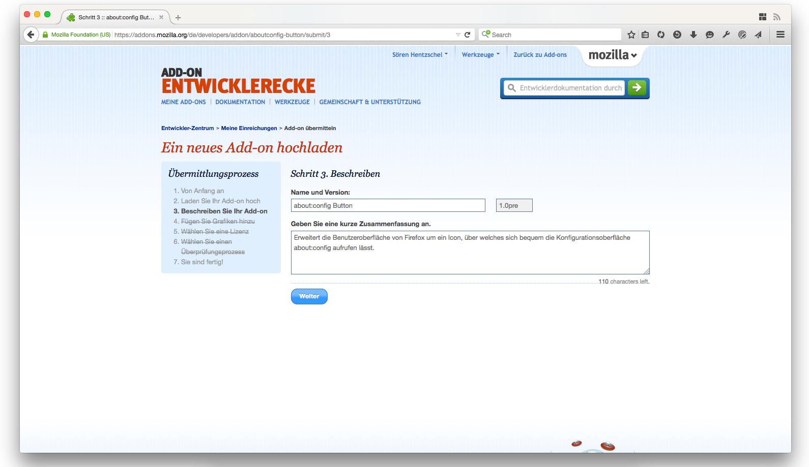 Deaktivieren firefox addons verifizierung Firefox Rechtschreibefunktion
