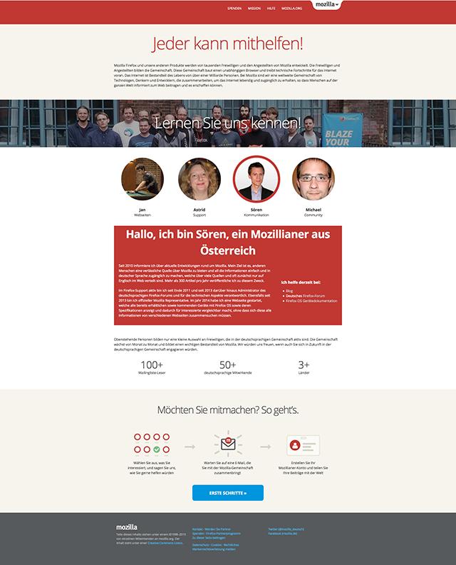 Deutschsprachige Mozilla-Gemeinschaft